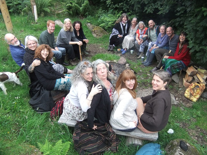 Two Year Shamanic Practitioner Training Group Completion 2016