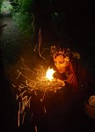 Shaman ceremony