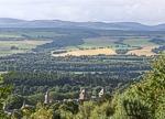 Views over Craig Dunain