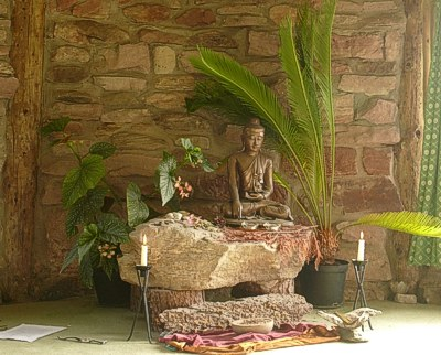The Shrine Room