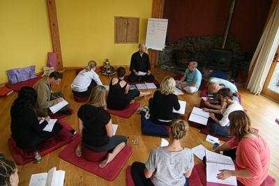 Mindfulness Training Session
